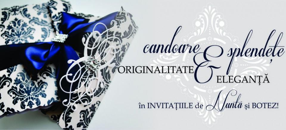 Invitatii Handmade